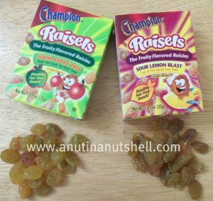 Healthy Alternative To Candy That Tastes Like Candy Raisels