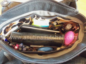 Purse to Go purse organizer