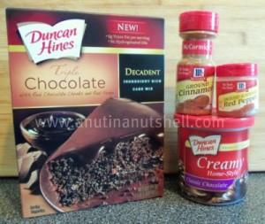 Duncan Hines cake recipes