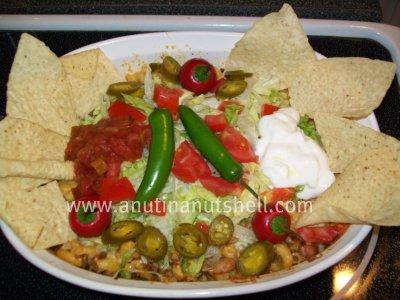 Santa Fe Taco Mac Recipe
