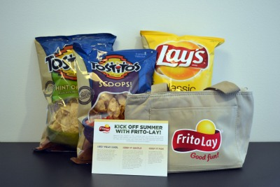 Frito-Lay Summer Entertaining Prize Pack