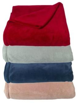 Cannon microplush blanket