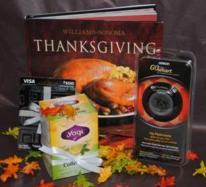 Healthy Holiday Giveaway Package