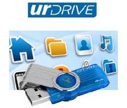 Kingston Data Traveler urDrive