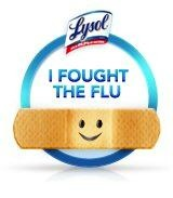 Lysol Great American Flu Challenge