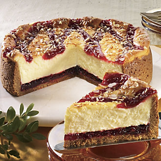 Triple Berry Cheesecake Swiss Colony