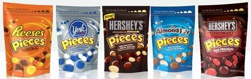 Hershey's Pieces