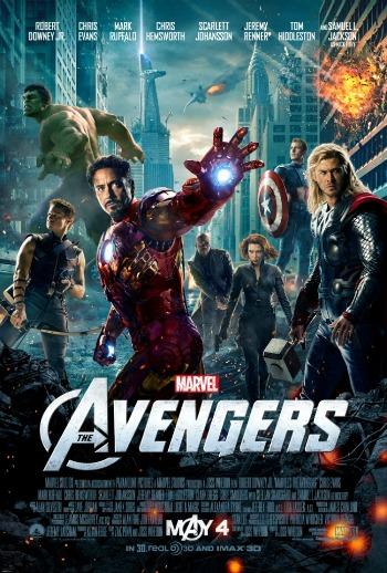 Marvel's The Avengers One-Sheet