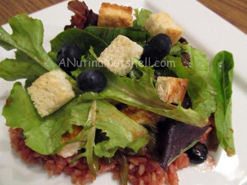 Spiced-Chicken-Balsamic-Blueberry-Green-Bean-Salad