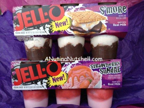 Jell-O Strawberry Sundae - Jell-O Smore