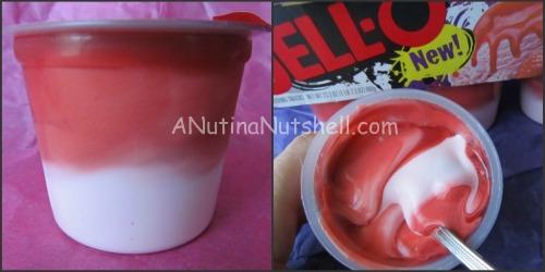 JELL-O-strawberry-sundae