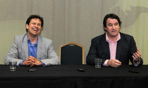 Alastair Fothergill, Mark Linfield
