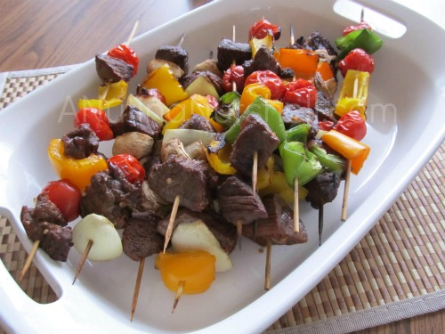 Grilled-Beef-Kabobs
