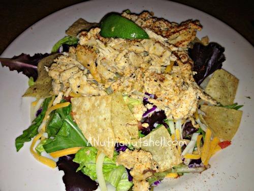 Chipotle Yucatan Chicken Salad