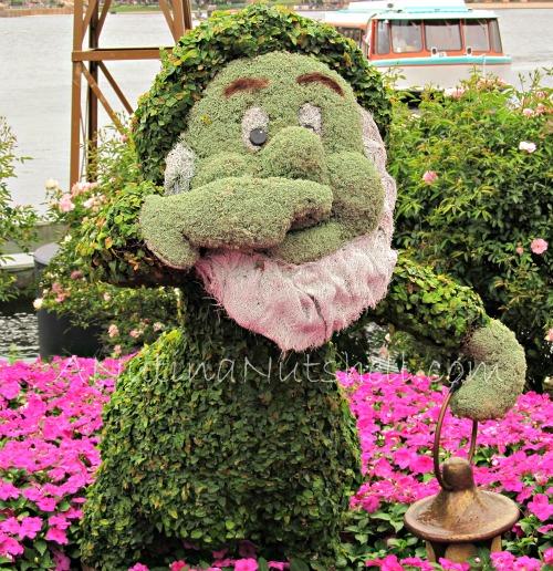 Epcot-Flower-Garden-Festival-seven-dwarves
