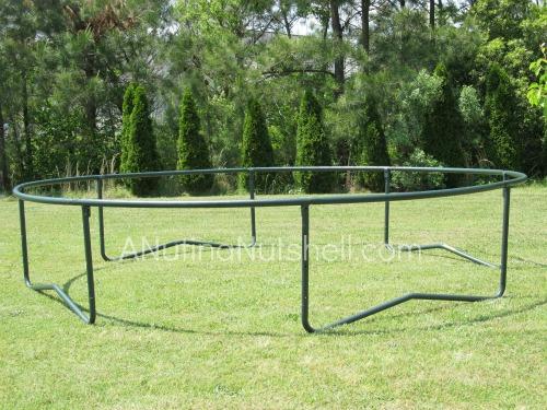 JumpSport-trampoline-frame-assembly