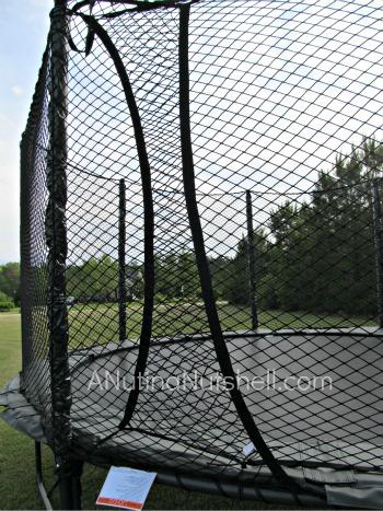 trampoline-entrance