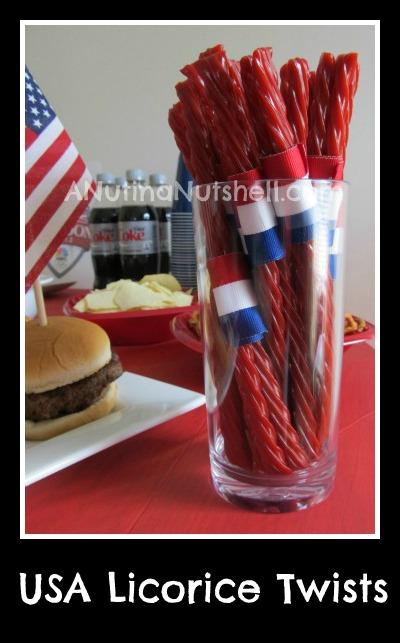 USA-Licorice Twists