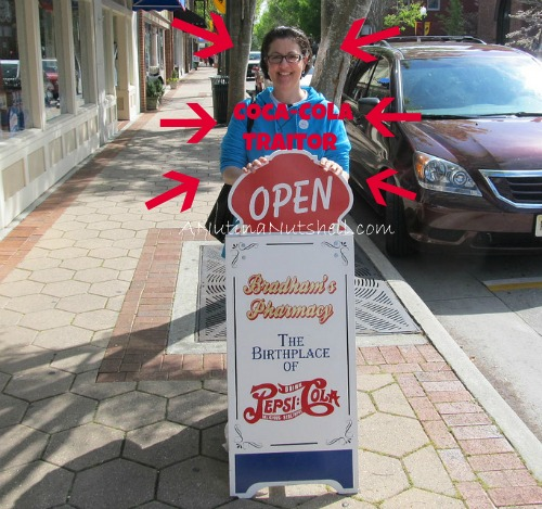 Bradham's-Pharmacy-Pepsi-Cola-birthplace