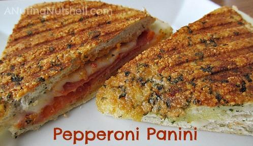 Pepperoni-Panini