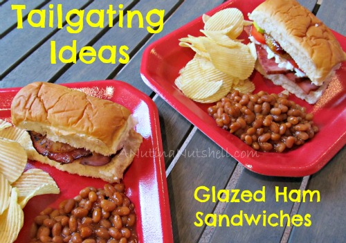 Tailgating-ideas-glazed-ham-sandwiches