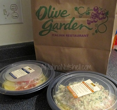 Go Olive Garden Dinner Today Tomorrow Eat Move Make