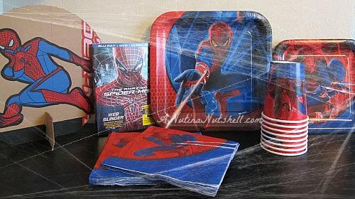 Spider-Man-party-supplies-Walmart