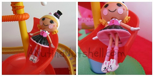 Lalaloopsy-silly fun park slide