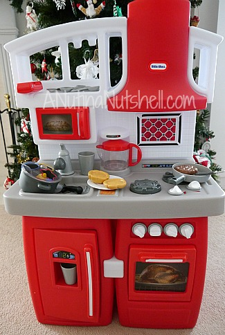 Little Tikes Cook N Grow Kitchen Preschool Stage