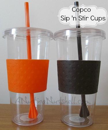 Copco Sip n Stir Cups