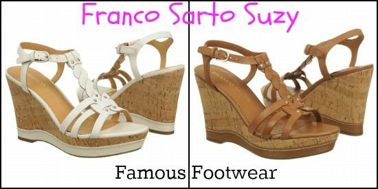 Franco Sarto Suzy - Famous Footwear