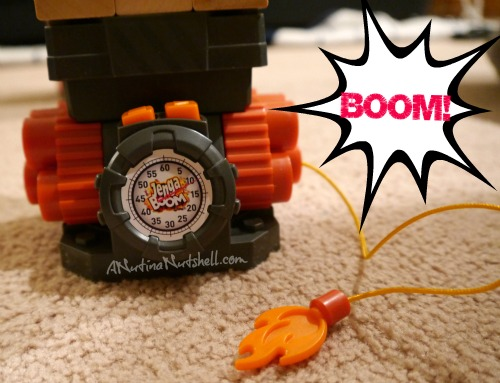 Jenga Boom detonator