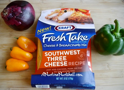 Kraft Fresh Take recipe - Southwest Three Cheese