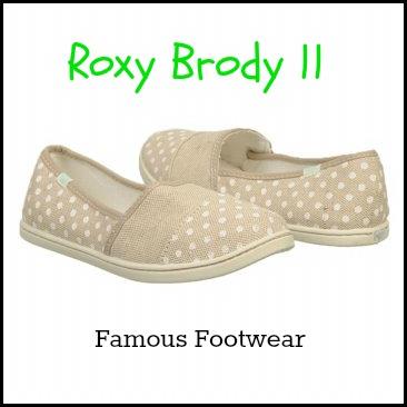 Roxy Brody II Famous Footwear