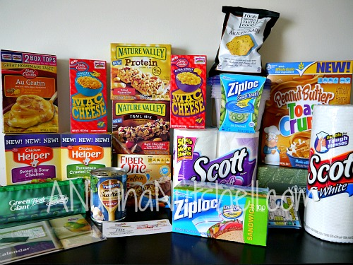 General Mills Box Tops for Education prize pack