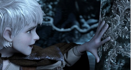 Jack Frost - Rise of the Guardians - Dreamworks