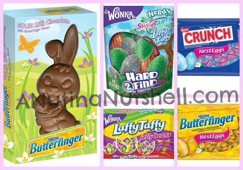 Nestle Easter candy 2013