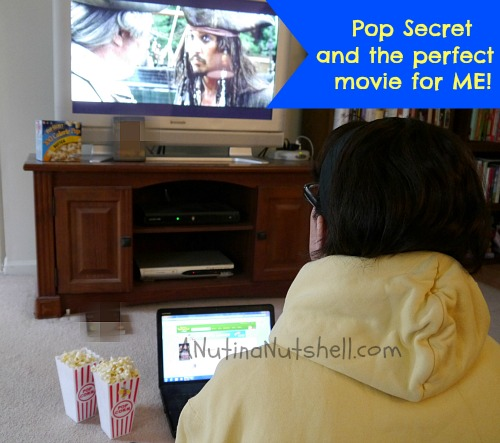 Pop Secret Movie Critic Tool