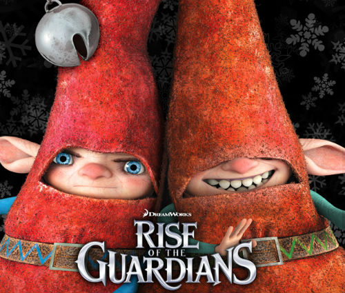 Rise of the Guardians elves - DreamWorks Animation