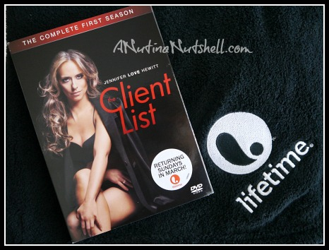 The Client List prize pack