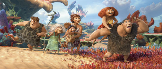 The_Croods - DreamWorks Animation photo