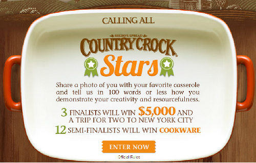 Country Crock Stars
