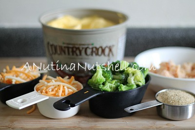 Country Crock casserole ingredients