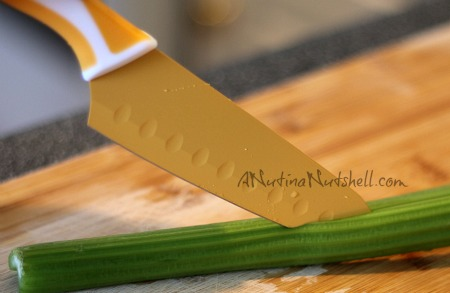Good Cook Nonstick Santoku Knife