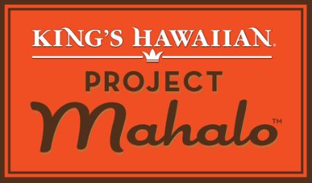 King's Hawaiian Project Mahalo