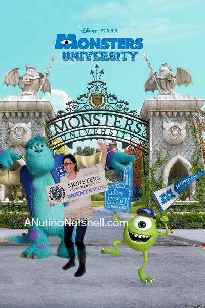 Me, Mike and Sulley - Monsters University