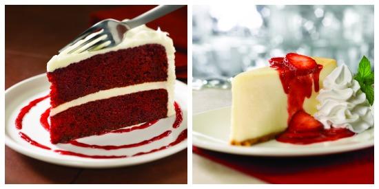 Red Robin spring menu - desserts