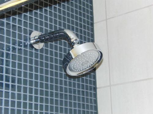 low flow showerhead