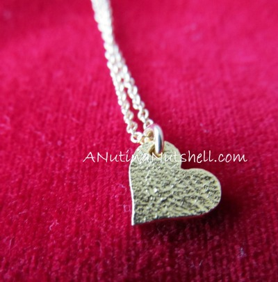 Dogeared Jewels Mom Sparkle Heart Necklace - Zappos