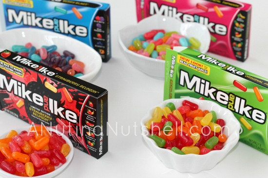 Mike and Ike candy flavors
